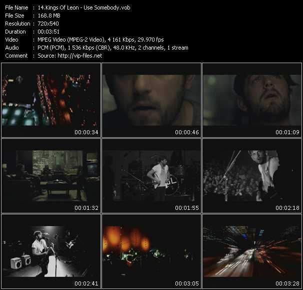kings of leon use somebody download free mp3