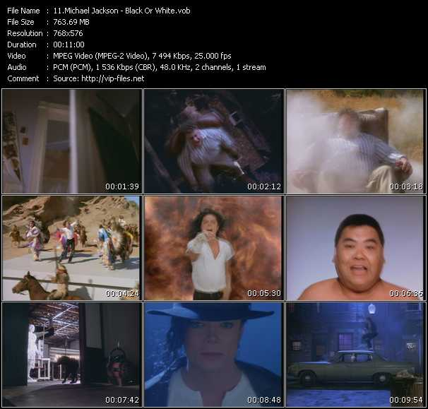 Michael Jackson Video Clip HQ(VOB)