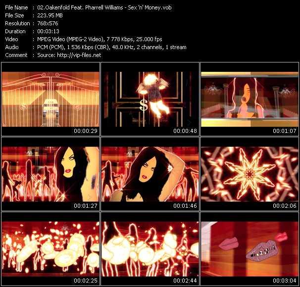 Музыкальные видеоклипы(VOB) в стиле Urban Music. Paul Oakenfold Feat. Pha