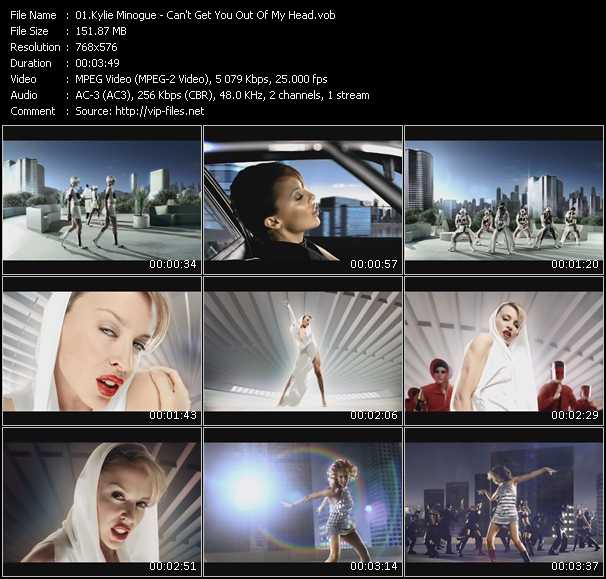 Kylie Minogue Video Clip HQ(VOB)
