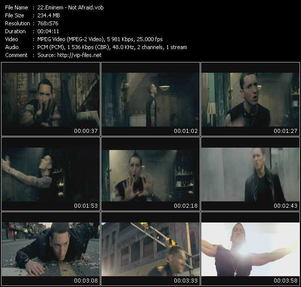 Eminem im back free mp3 download
