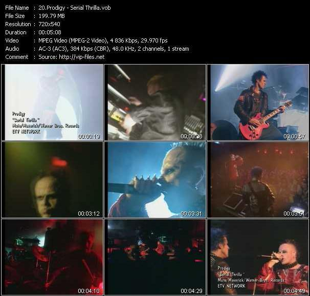 ETV Network Vital Hitz 2011 August 1998. Rock. Serial Thrilla. Муз. стил